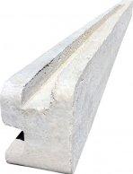 Betonový sloupek rohový na 1,0 m plot (150 cm)